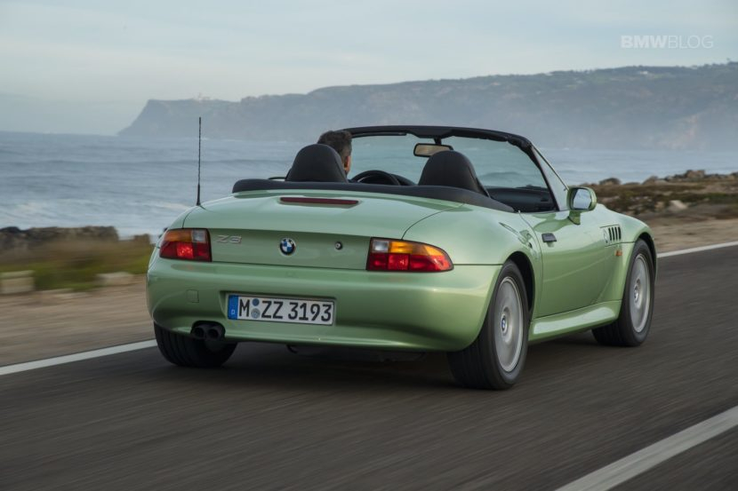 BMW Z3 palmetto green 11 830x553