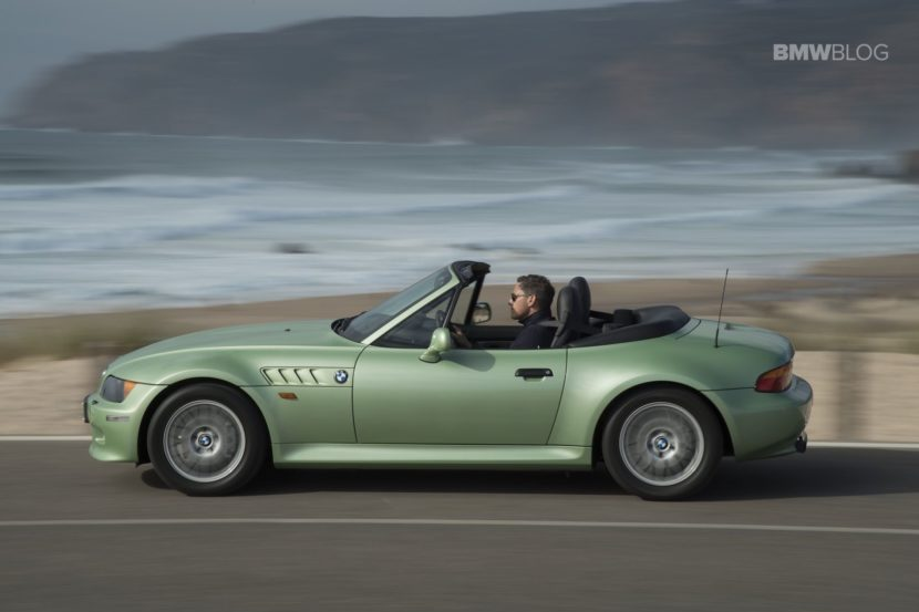 BMW Z3 palmetto green 14 830x553