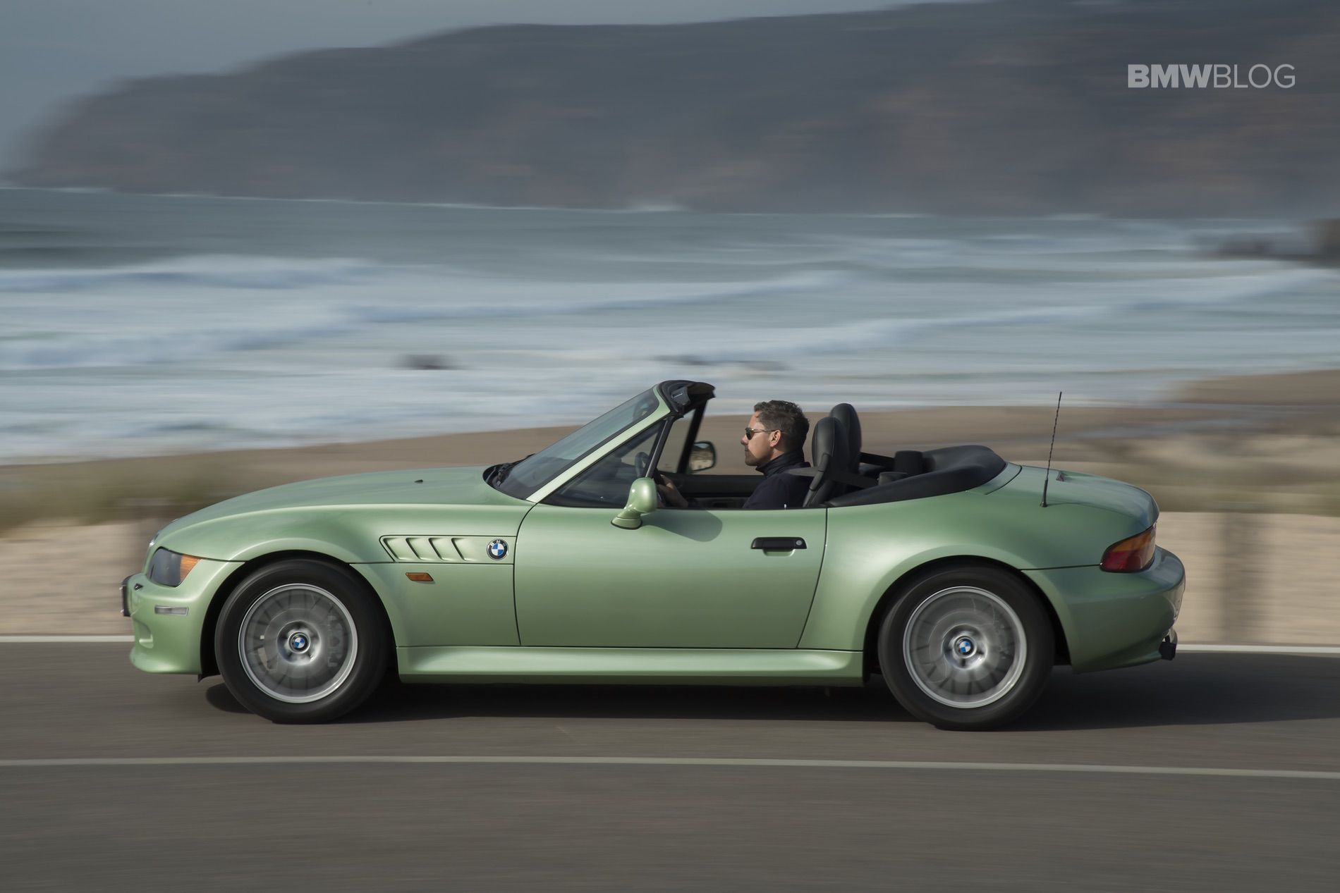 Bmw Z3 Roadster In Palmetto Green Cars Automobiles