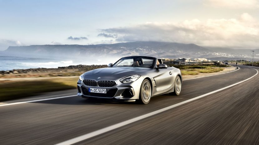 BMW Z4 2019 wallpapers 03 830x467
