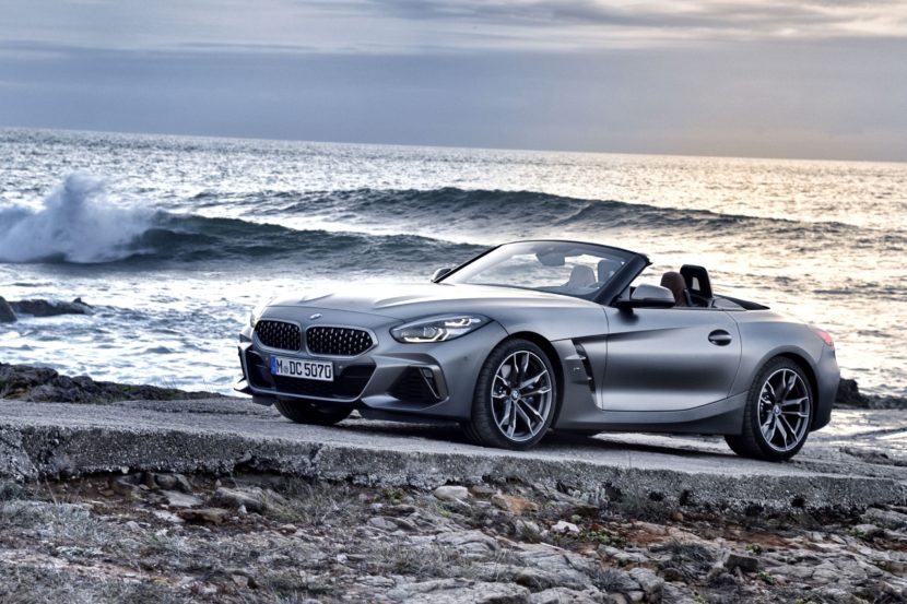 BMW Z4 2019 wallpapers 19 830x553