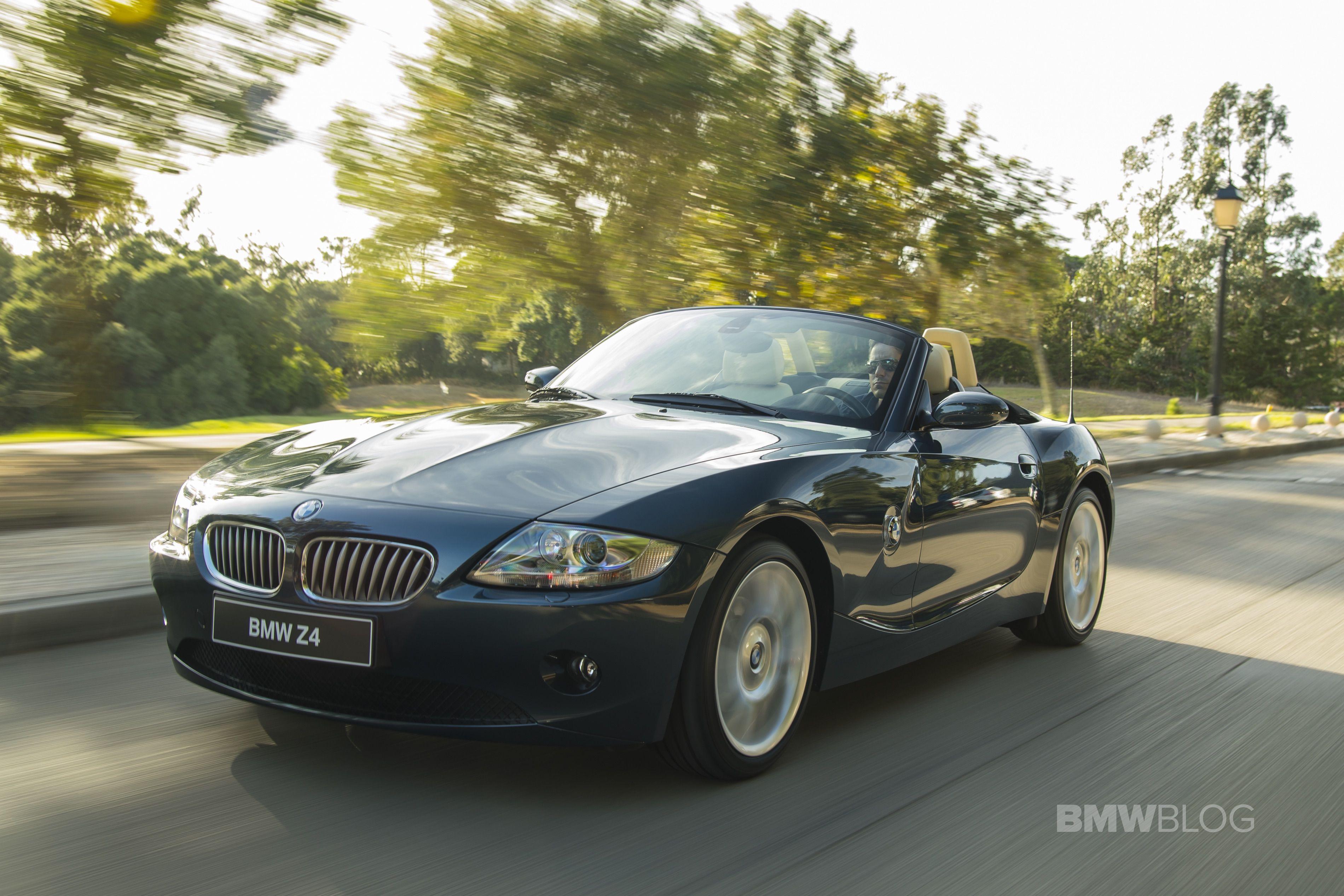 ВИДЕО: Ключ к BMW Z4 E85, пережившему зиму — зимние шины