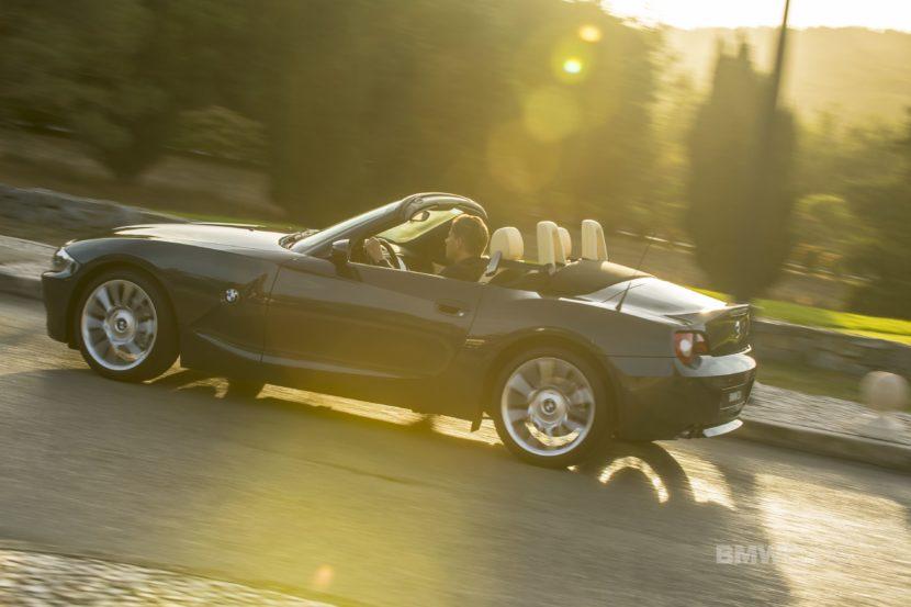 BMW Z4 E85 photos 13 830x553