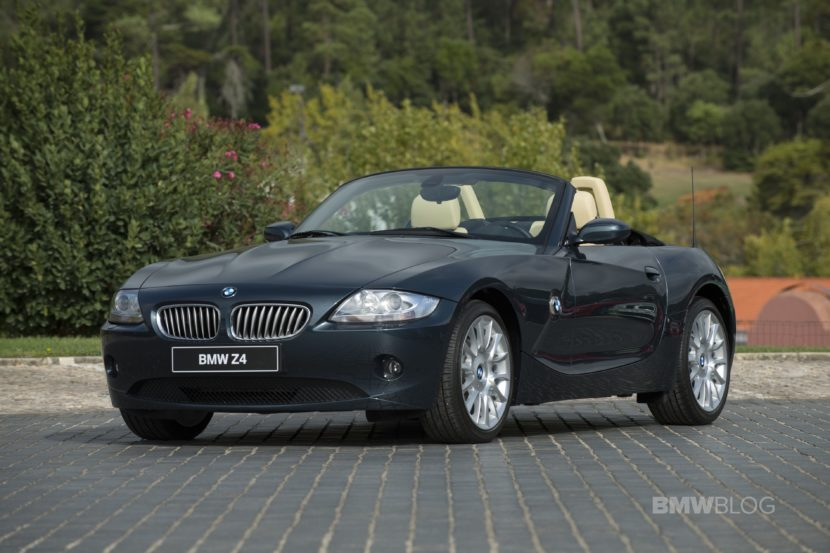 BMW Z4 E85 photos 17 830x553