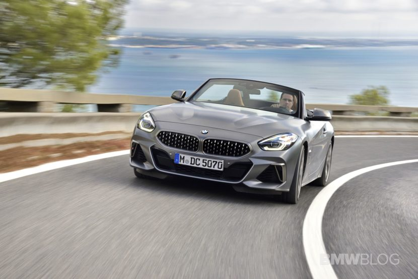 BMW Z4 M40i review 05 830x553