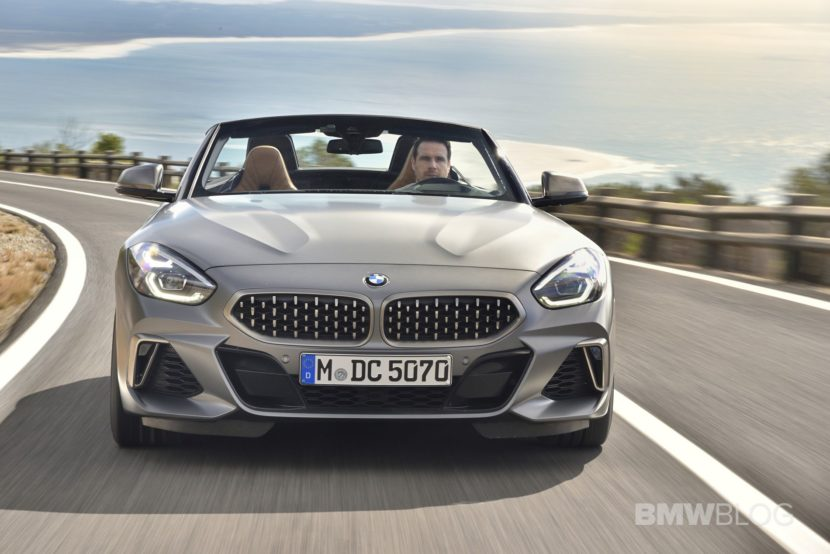 BMW Z4 M40i review 09 830x554