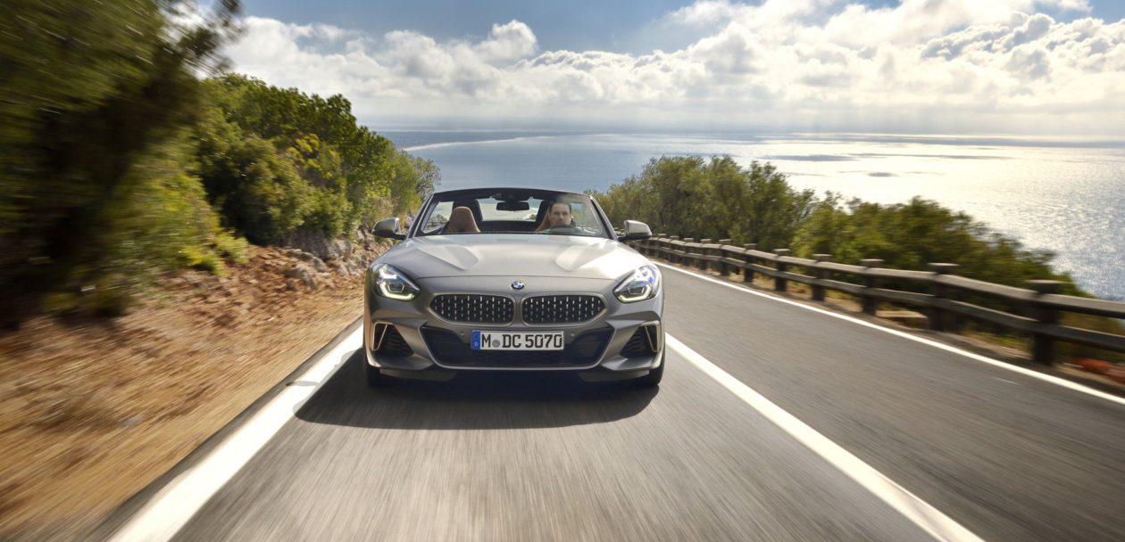 BMW Z4 M40i review 10 1260x608