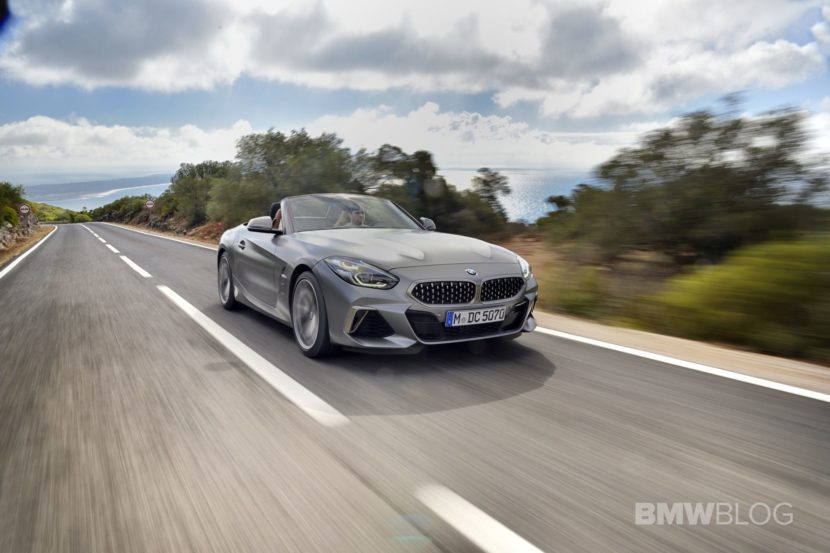 BMW Z4 M40i review 11 830x553