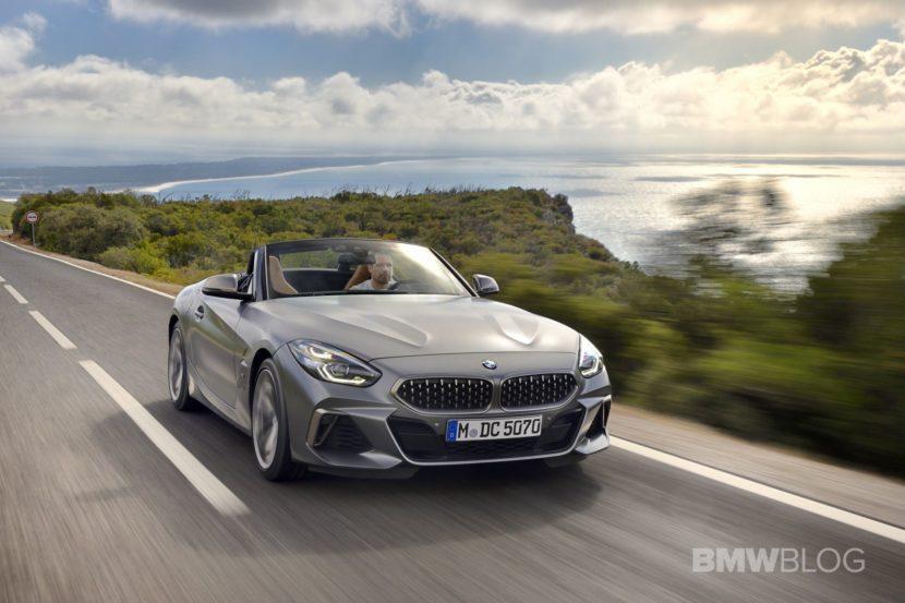 BMW Z4 M40i review 13 830x553