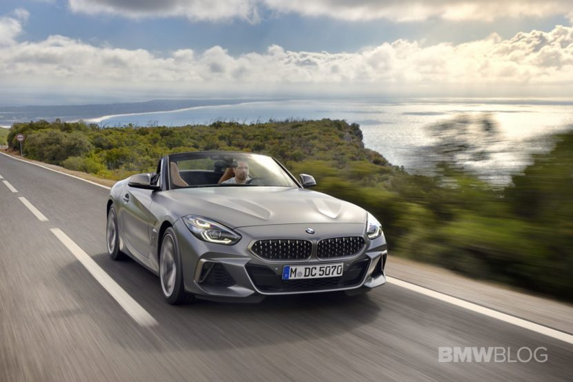 Bmw Usa Announces The Official 0 60 Mph Time For The Z4