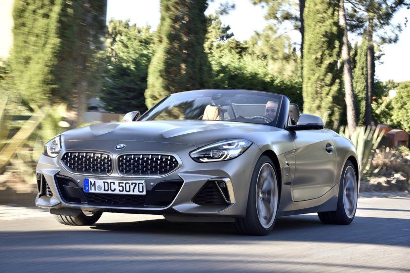 BMW Z4 M40i test drive 09 830x553