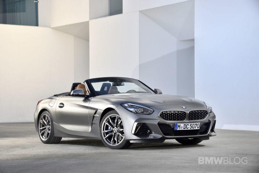 BMW Z4 M40i test drive 102 830x554