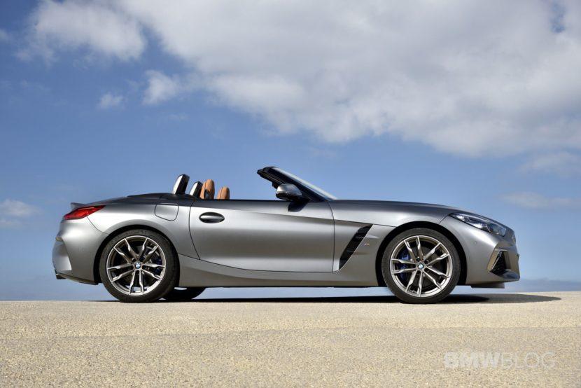 BMW Z4 M40i test drive 120 830x554