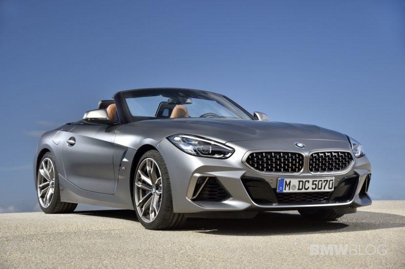 BMW Z4 M40i test drive 127 830x553