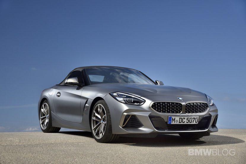 BMW Z4 M40i test drive 129 830x554