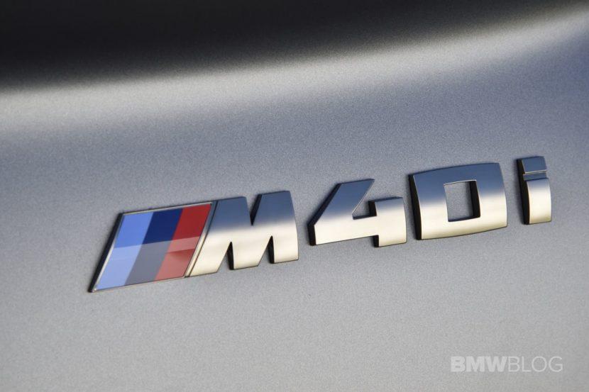 BMW Z4 M40i test drive 138 830x553