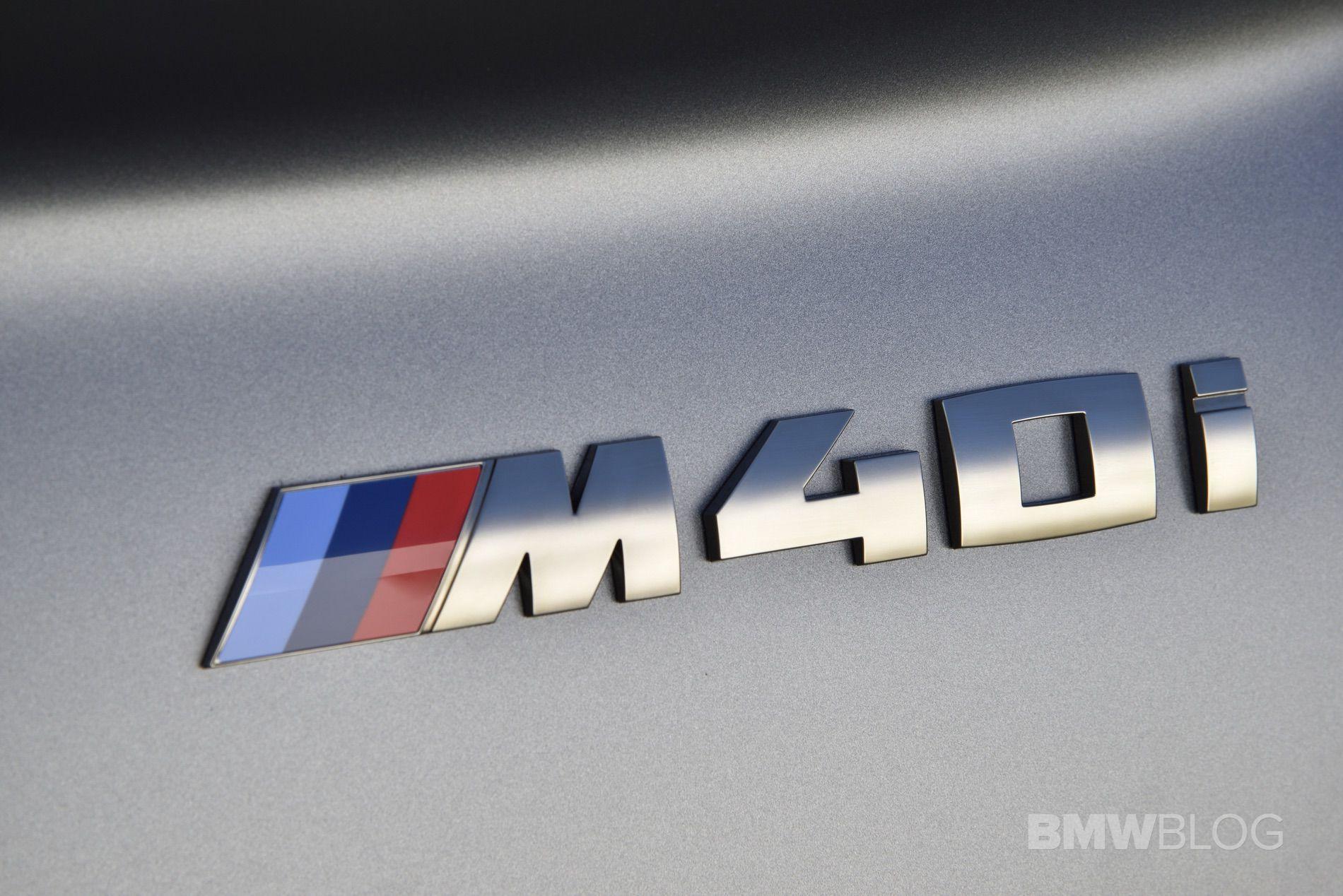 BMW Z4 M40i test drive 138