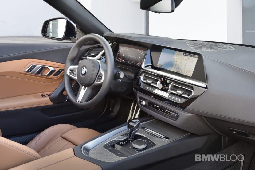 BMW Z4 M40i test drive 145 830x554