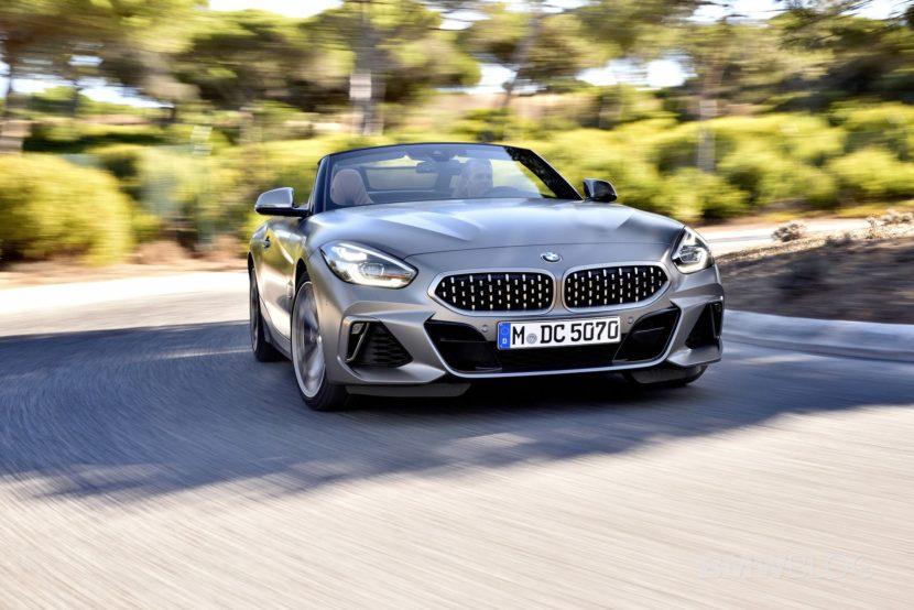 BMW Z4 M40i test drive 57 830x554