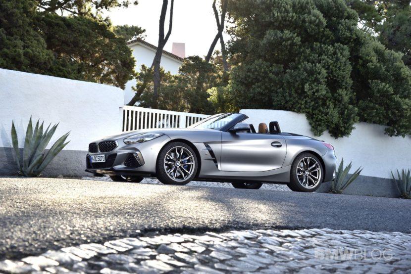 BMW Z4 M40i test drive 91 830x554