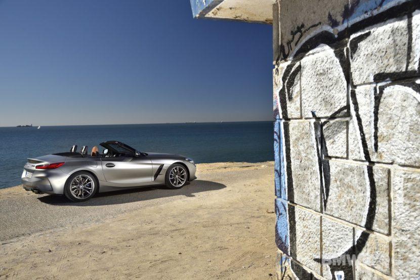 BMW Z4 M40i test drive 95 830x554