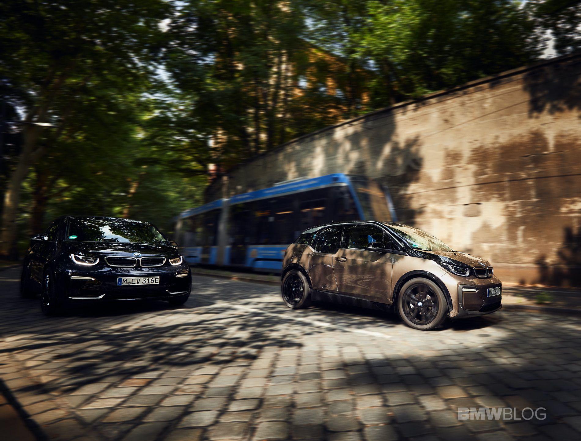 BMW I3 Battery Upgrade >> 2019 BMW i3 120Ah in Jucaro Beige Metallic