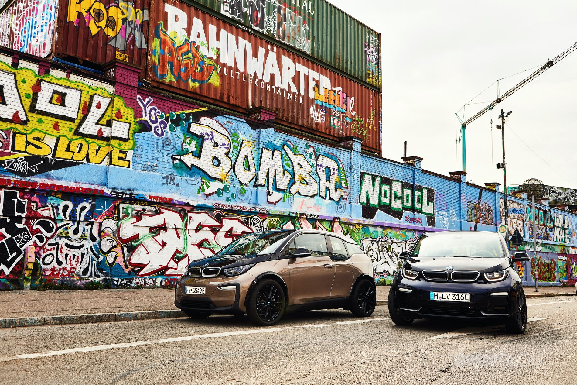 BMW i3 Rated Second 'Greenest' EV on Sale in the US