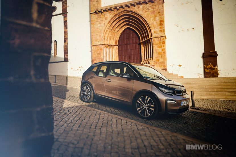 In the first half of the year, BMW i3 sales climbed 21 percent worldwide