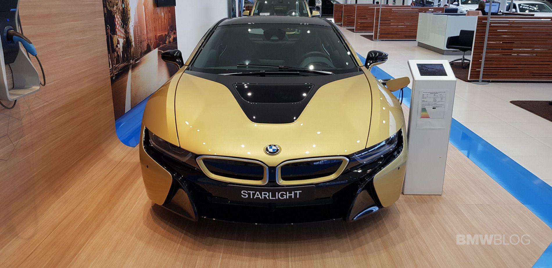 BMW i3 i8 starlight 03
