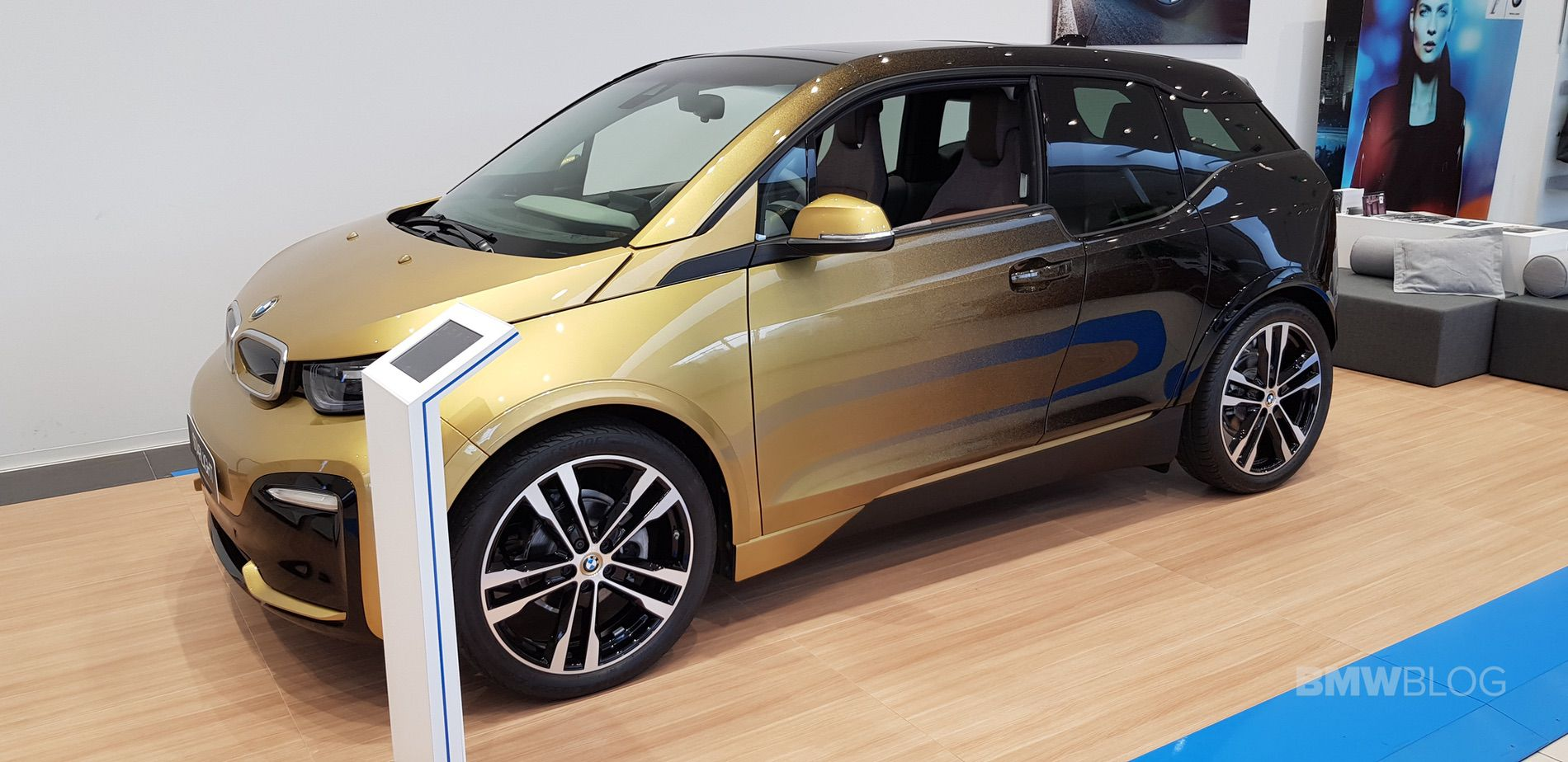 Bmw I3 And I8 Starlight Edition Now Up For Auction I New Cars