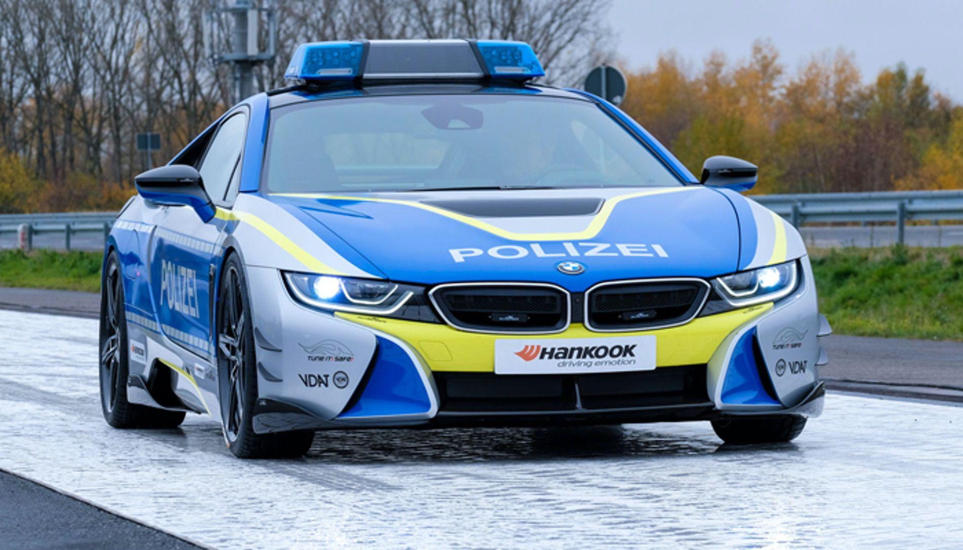 Coolest Police Car In 2018 Welcome The Ac Schnitzer Bmw