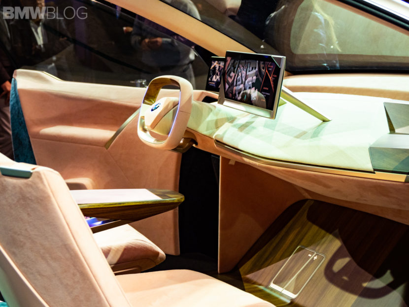 BMW iNext vision world premiere 26 830x623