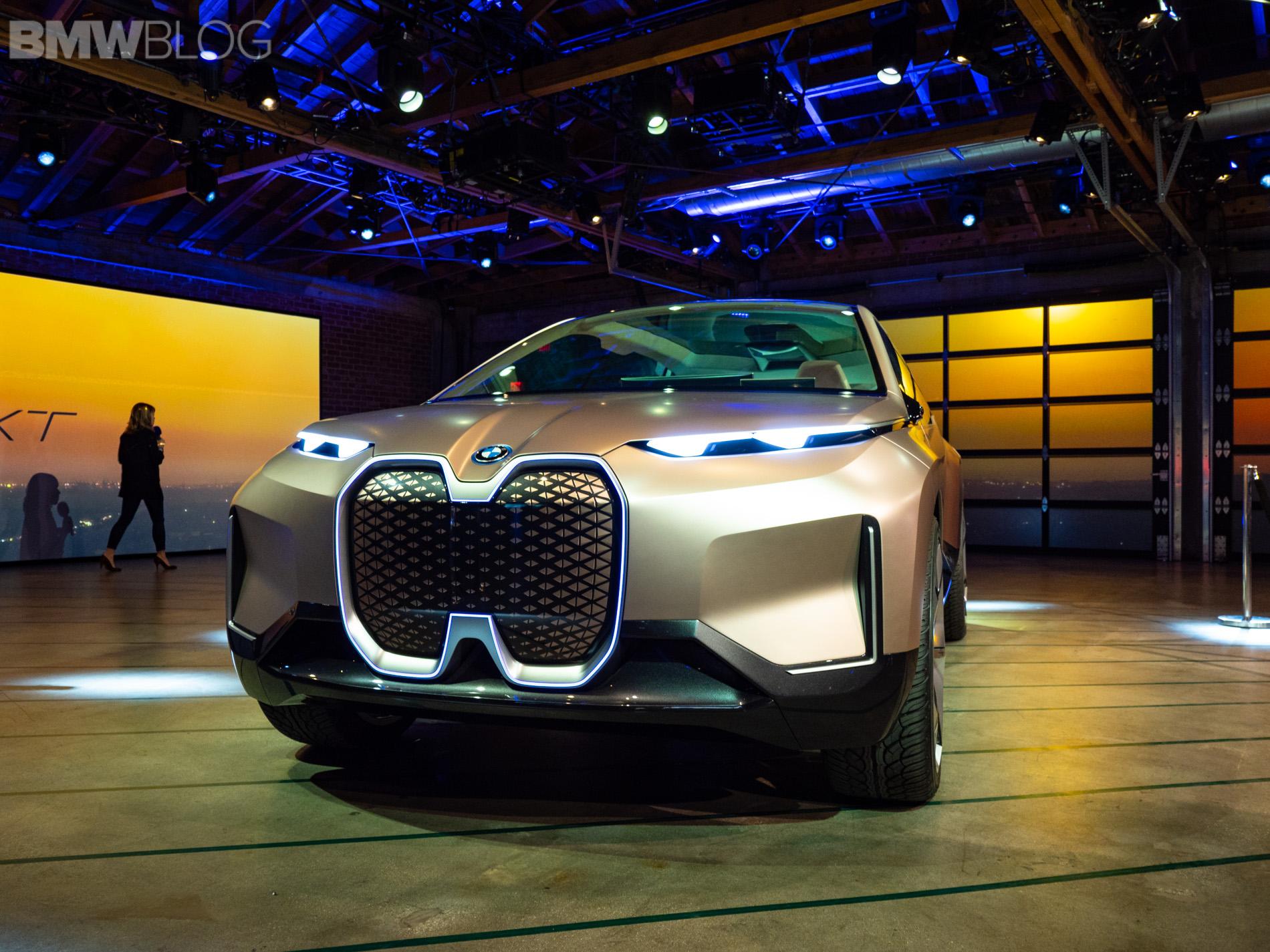 BMW iNext vision world premiere 9