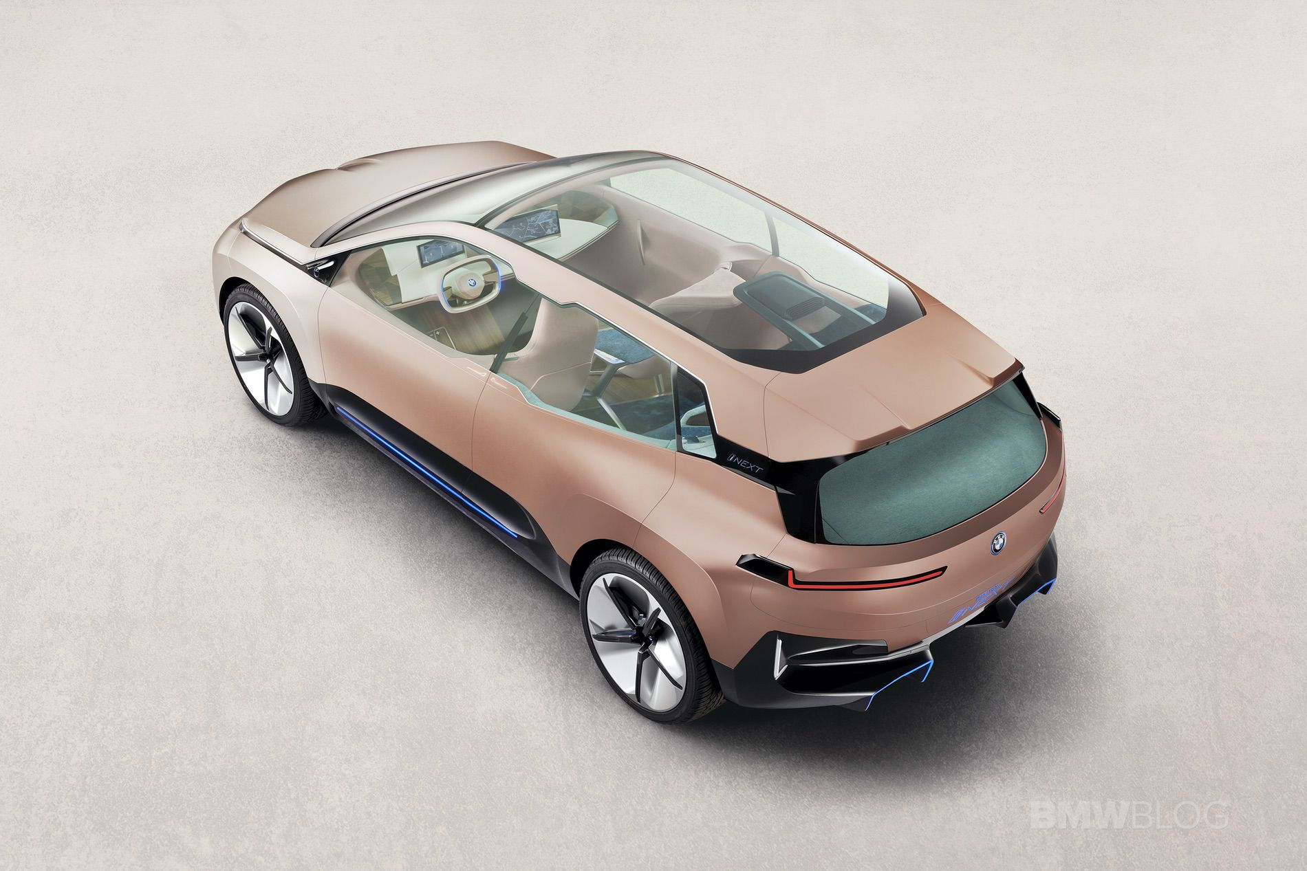 In 2021, BMW will pilot a fleet of 500 BMW iNEXT vehicles with Level 4 and 5 autonomy