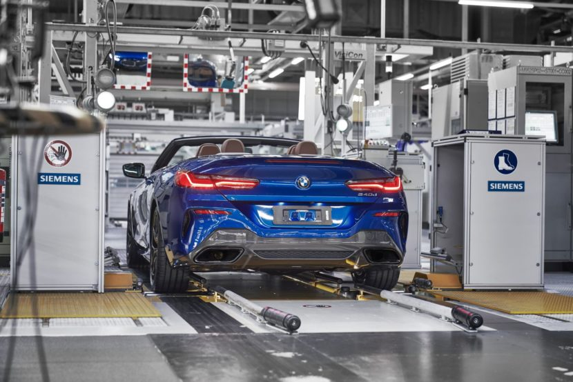 First BMW 8 Series Convertible Leaves Dingolfing 8 830x554