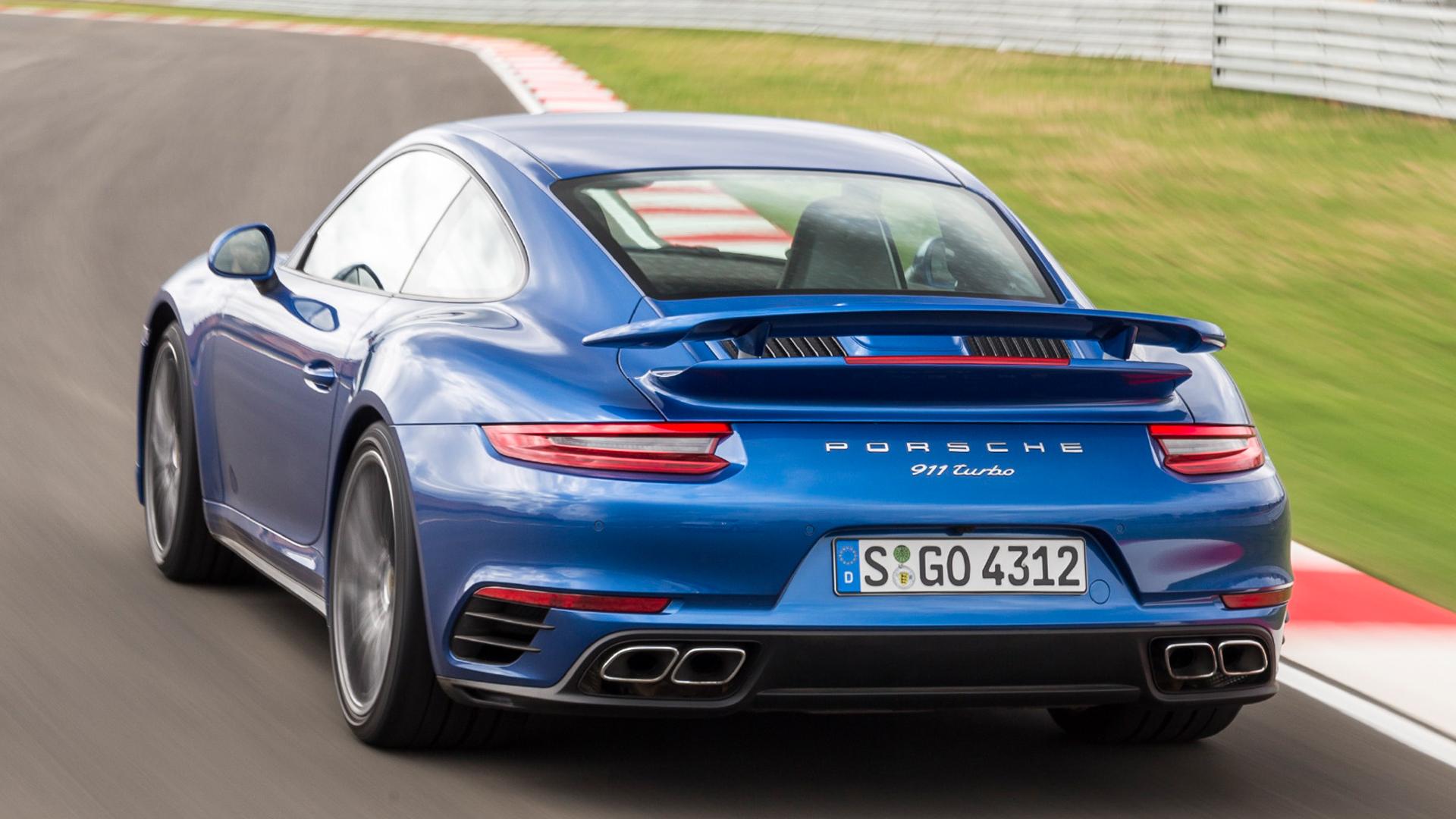 Porsche 911 Turbo 4 of 5