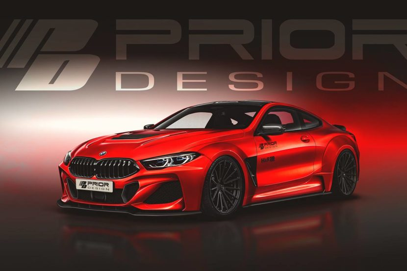 ca0992ea bmw 8 series body kit by prior design 830x553