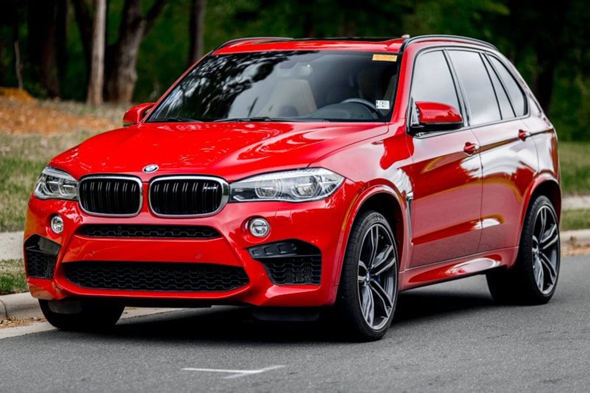 2016 Bmw X5m Melbourne Red 04 830x553