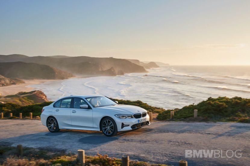 2019 BMW 320d G20 test drive 21 830x553