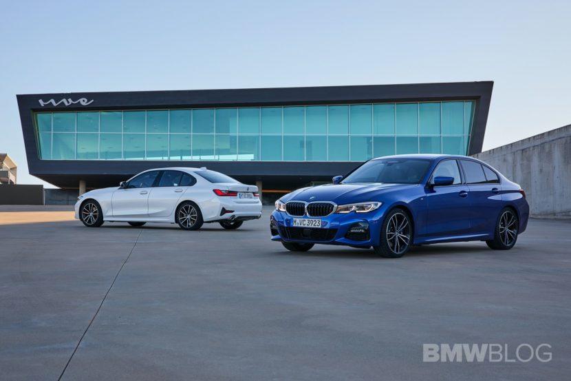 2019 BMW 320d G20 test drive 87 830x553