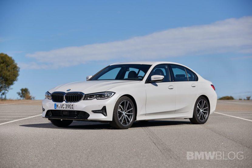 2019 BMW 320d G20 test drive 91 830x553