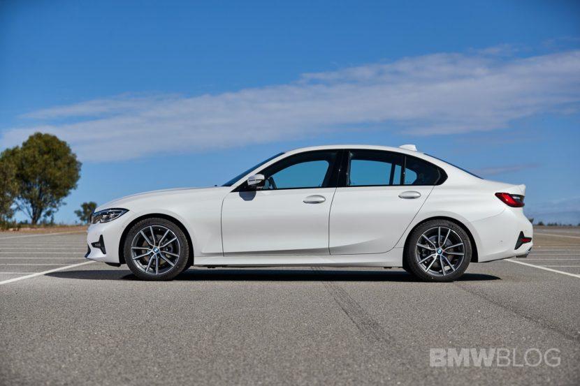 2019 BMW 320d G20 test drive 92 830x553