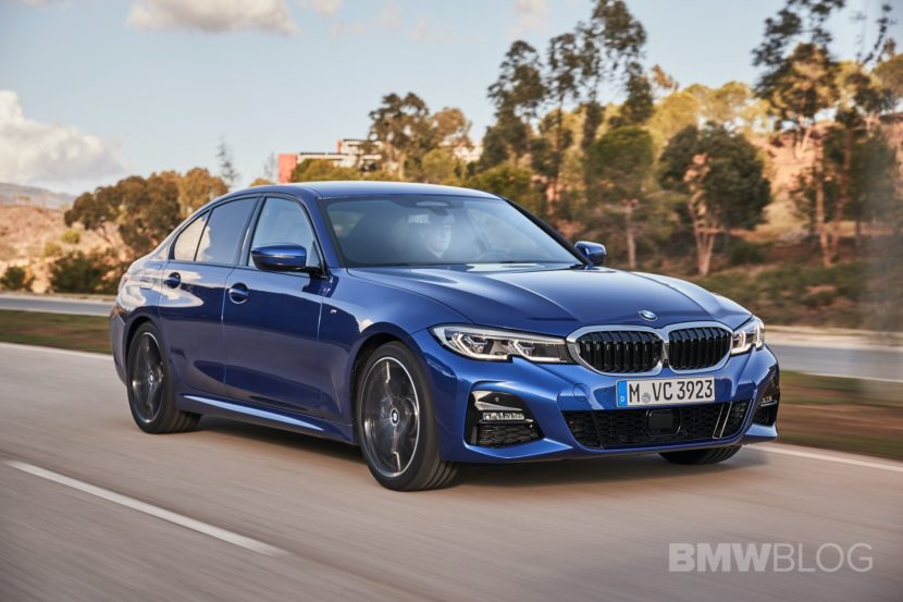 Test Drive 2019 Bmw 330i Coming Back With A Vengeance