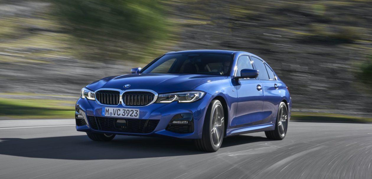 2019 BMW 330 G20 test drive 37 1260x608