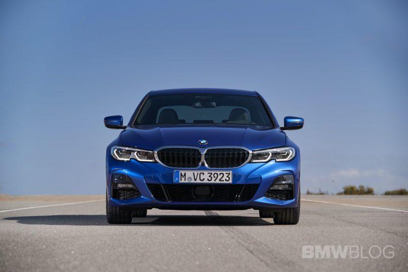 2019 BMW 330 G20 test drive 75 830x553