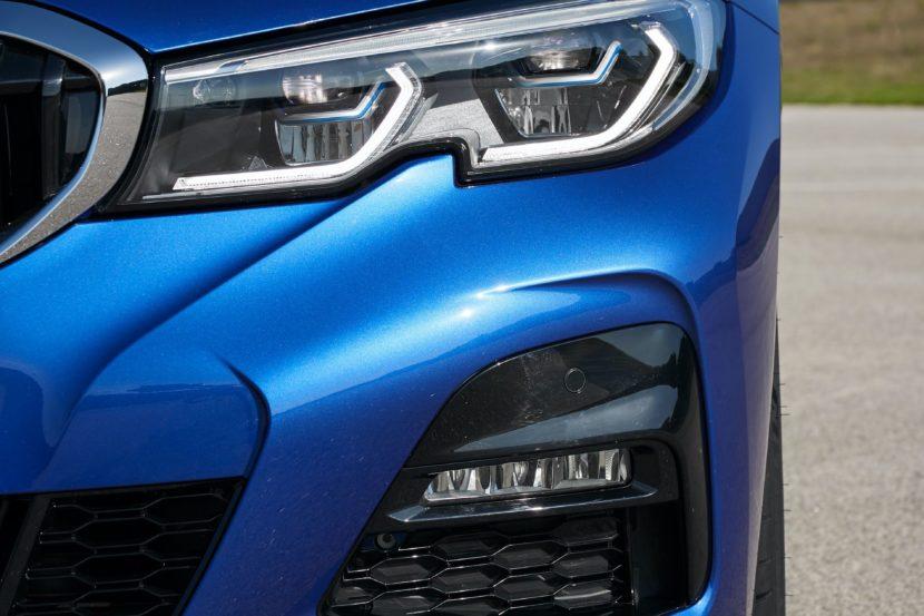 2019 BMW 330 G20 test drive 77 830x553