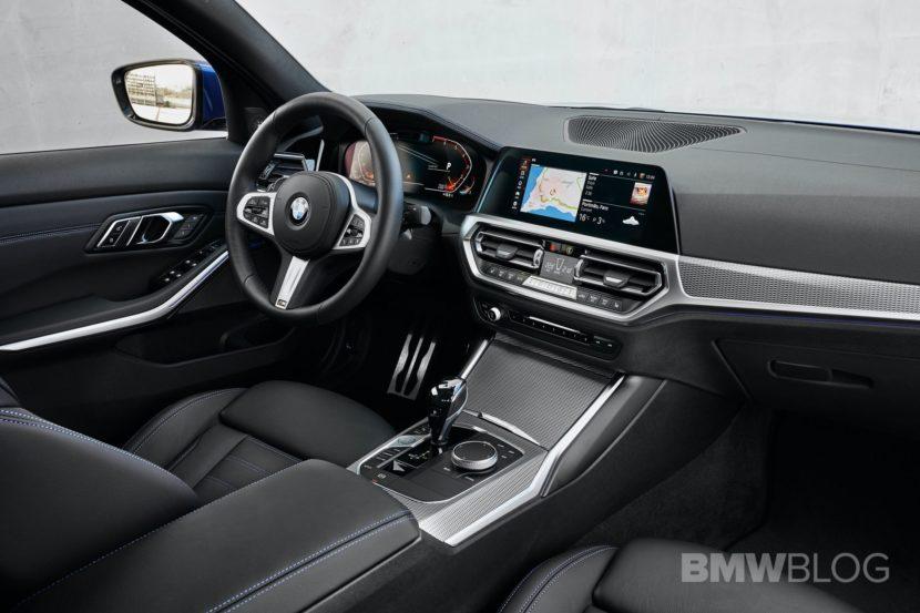 2019 BMW 330 G20 test drive 85 830x553