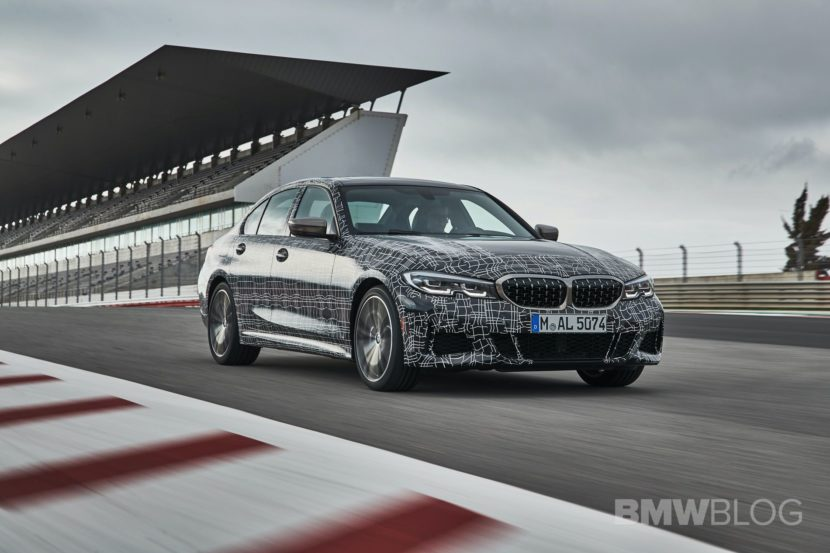 Bmw M340i Xdrive 0 100 Kmh 0 200 Kmh Launch Control