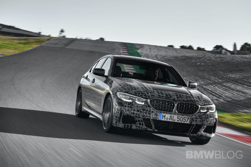 2019 BMW 340i xDrive test drive 06 830x553