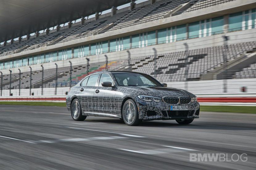 2019 BMW 340i xDrive test drive 18 830x553